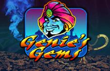 Демо автомат Genie's Gems