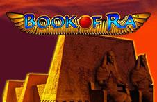 Демо автомат Book Of Ra