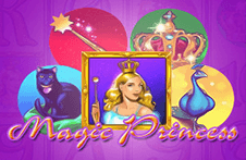 Демо автомат Magic Princess